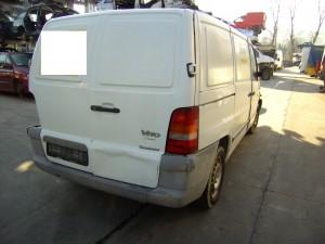 MERCEDES-BENZ  Vito DEL 2000 2200cc. 11980