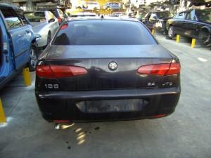 ALFA ROMEO  166 DEL 2001 2400cc. JTD
