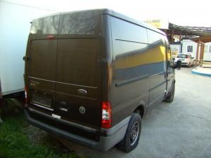 FORD  Transit DEL 2007 2400cc. 2.4 TD