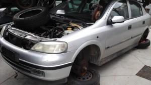 OPEL  Astra DEL 2000 1598cc.
