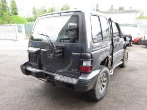 MITSUBISHI  Pajero DEL 1994 2835cc. td