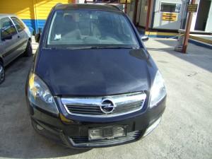 OPEL  Zafira DEL 2007 1900cc. CDTI