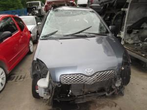 TOYOTA  Yaris DEL 2005 998cc.