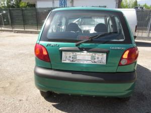 DAEWOO  Matiz DEL 2002 796cc.