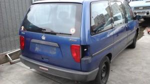 FIAT  Ulysse DEL 1998 2088cc.