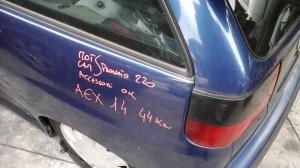 SEAT  Ibiza DEL 1996 1390cc.