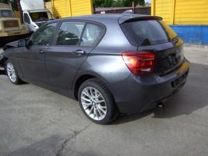 BMW  S.1 DEL 2012 1995cc. 116D