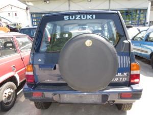 SUZUKI  Vitara DEL 1997 1905cc. TDI