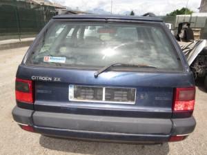 CITROEN  ZX DEL 1996 1905cc.