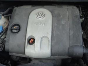 VOLKSWAGEN  GOLF 5 DEL 2005 1600cc.