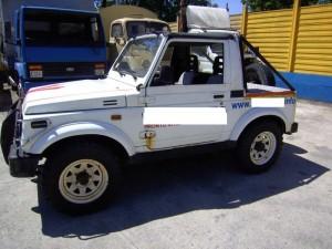 SUZUKI  Samurai DEL 2000 100cc.