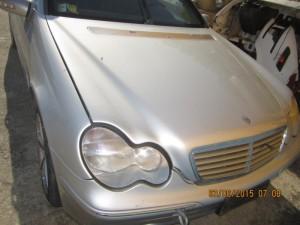 MERCEDES-BENZ  220 DEL 2001 2148cc.