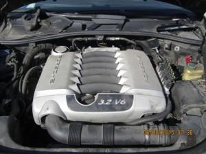 PORSCHE  Cayenne DEL 2006 3200cc.
