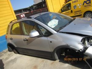 FIAT  Sedici DEL 2010 1900cc. JTD
