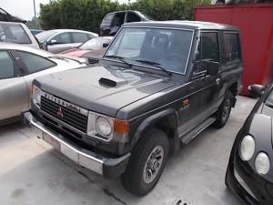 MITSUBISHI  Pajero DEL 1988 2477cc.