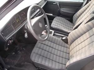 MERCEDES-BENZ  190 DEL 1991 1800cc.