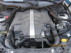 MERCEDES-BENZ  CLK 320 DEL 2002 3199cc. 320 CPE