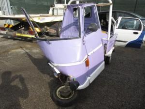 PIAGGIO  APE DEL 1960 50cc.