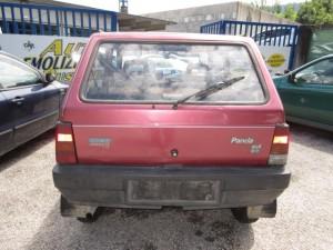 FIAT  Panda DEL 1992 1000cc.