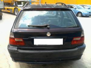 BMW  S.3E46 DEL 2002 1951cc.