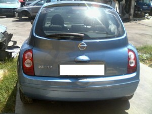 NISSAN  Micra DEL 2007 1240cc.