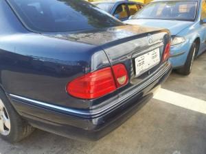 MERCEDES-BENZ  250 DEL 1999 2500cc.