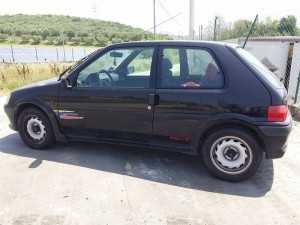 PEUGEOT  106 DEL 2000 1587cc. 1600 rally