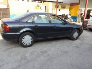 AUDI  A4 DEL 1996 1896cc.
