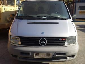 MERCEDES-BENZ  Vito DEL 2002 2151cc.