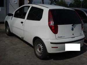 FIAT  Punto DEL 2003 1910cc. 1.9 MJET