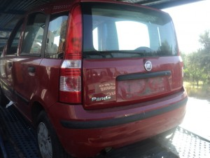 FIAT  Panda DEL 2010 1242cc.