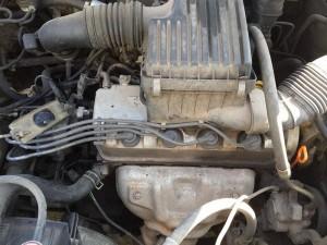 HONDA  HR-V DEL 2001 1590cc.