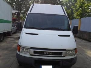 IVECO  Daily DEL 2001 2800cc. SOFIM