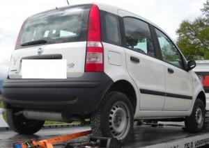 FIAT  Panda DEL 2005 1242cc. 1.2 8V  4X4