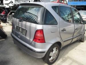 MERCEDES-BENZ  A 170 DEL 2000 1700cc. CDI