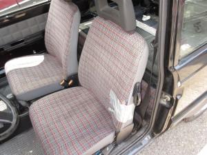FIAT  Panda DEL 1992 900cc.