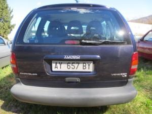CHRYSLER  Voyager DEL 1998 2500cc.