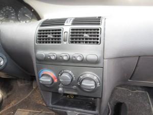 FIAT  Punto DEL 1997 1100cc.