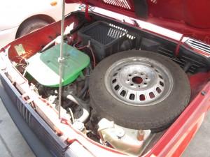 FIAT  Panda DEL 1988 800cc.