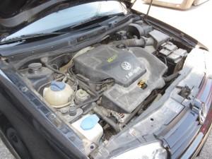 VOLKSWAGEN  GOLF 4 DEL 1999 1600cc.