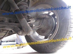 FIAT  Seicento DEL 2000 1108cc.