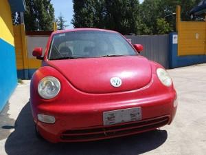 VOLKSWAGEN  New Beetle DEL 1999 1900cc. 1900 TD