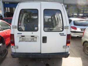 FIAT  Scudo DEL 1996 1905cc. TD