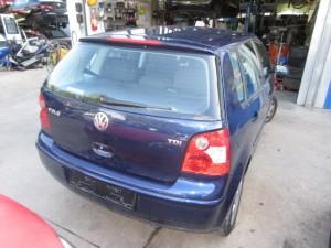 VOLKSWAGEN  Polo DEL 2005 1422cc. TDI