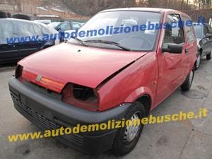 FIAT  Cinquecento DEL 1996 704cc.