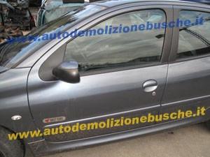 PEUGEOT  206 DEL 2005 1400cc.