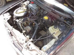 AUDI  80 DEL 1989 1781cc.