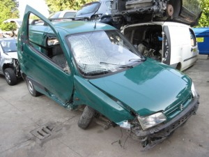CITROEN  Berlingo DEL 1998 1905cc.