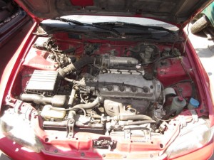 HONDA  Civic DEL 1995 1590cc.