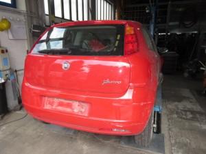 FIAT  Grande Punto DEL 2008 1242cc.